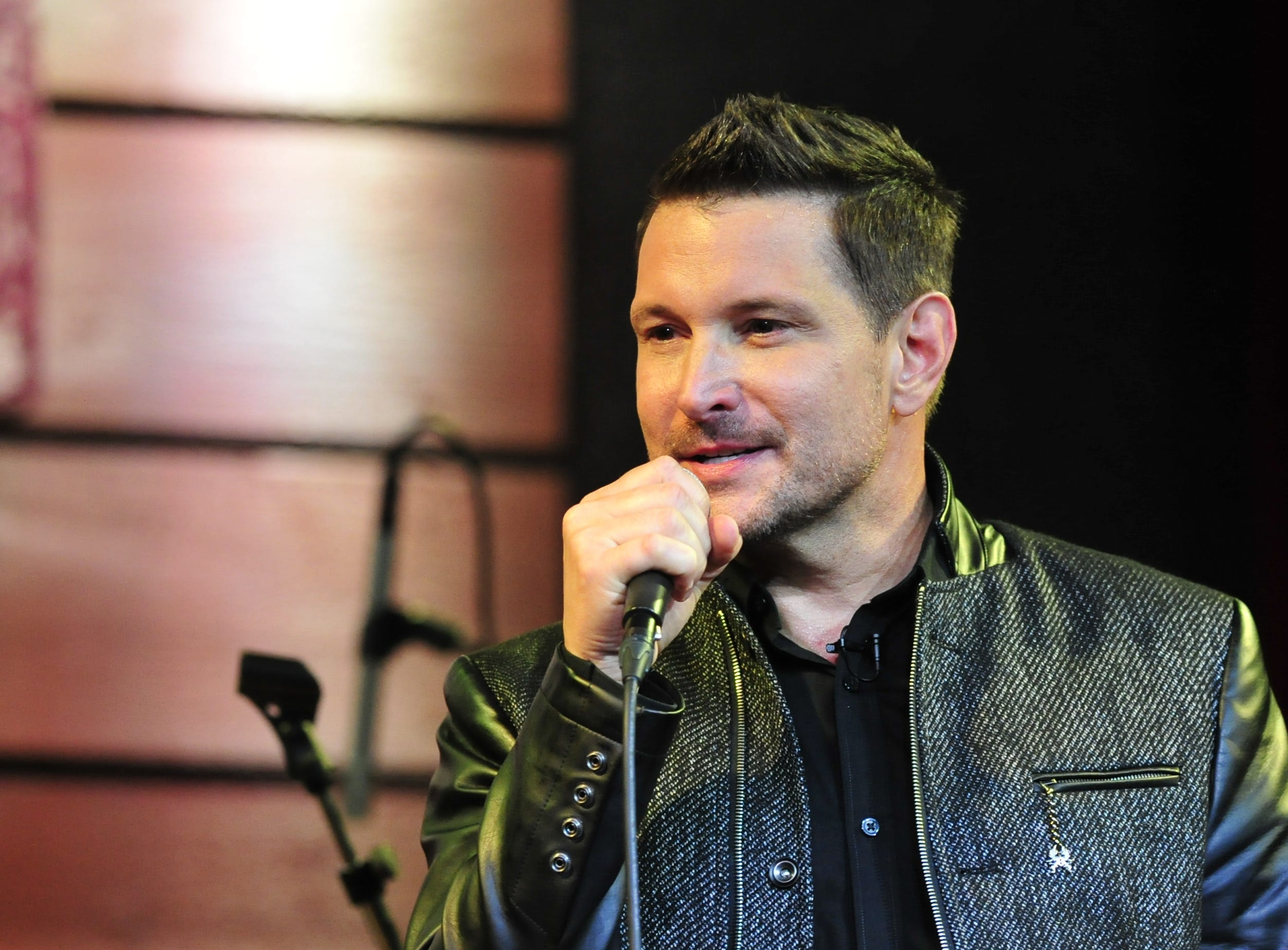 Ty Herndon is scheduled to play the Budweiser Forever Country Stage at CMA Fest 2019.