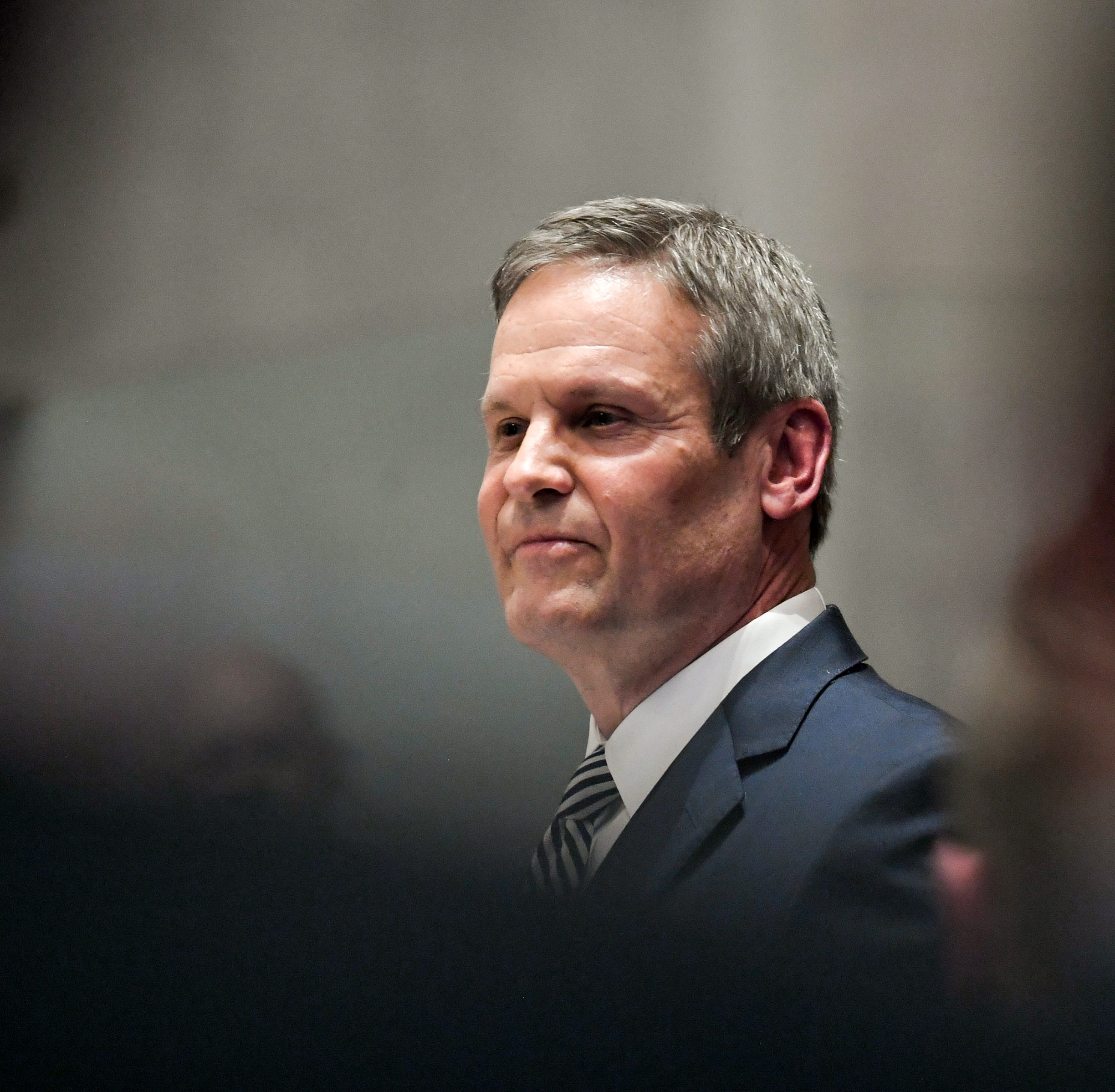Gov. Bill Lee unsure about climate change; believes state should 'protect the environment'