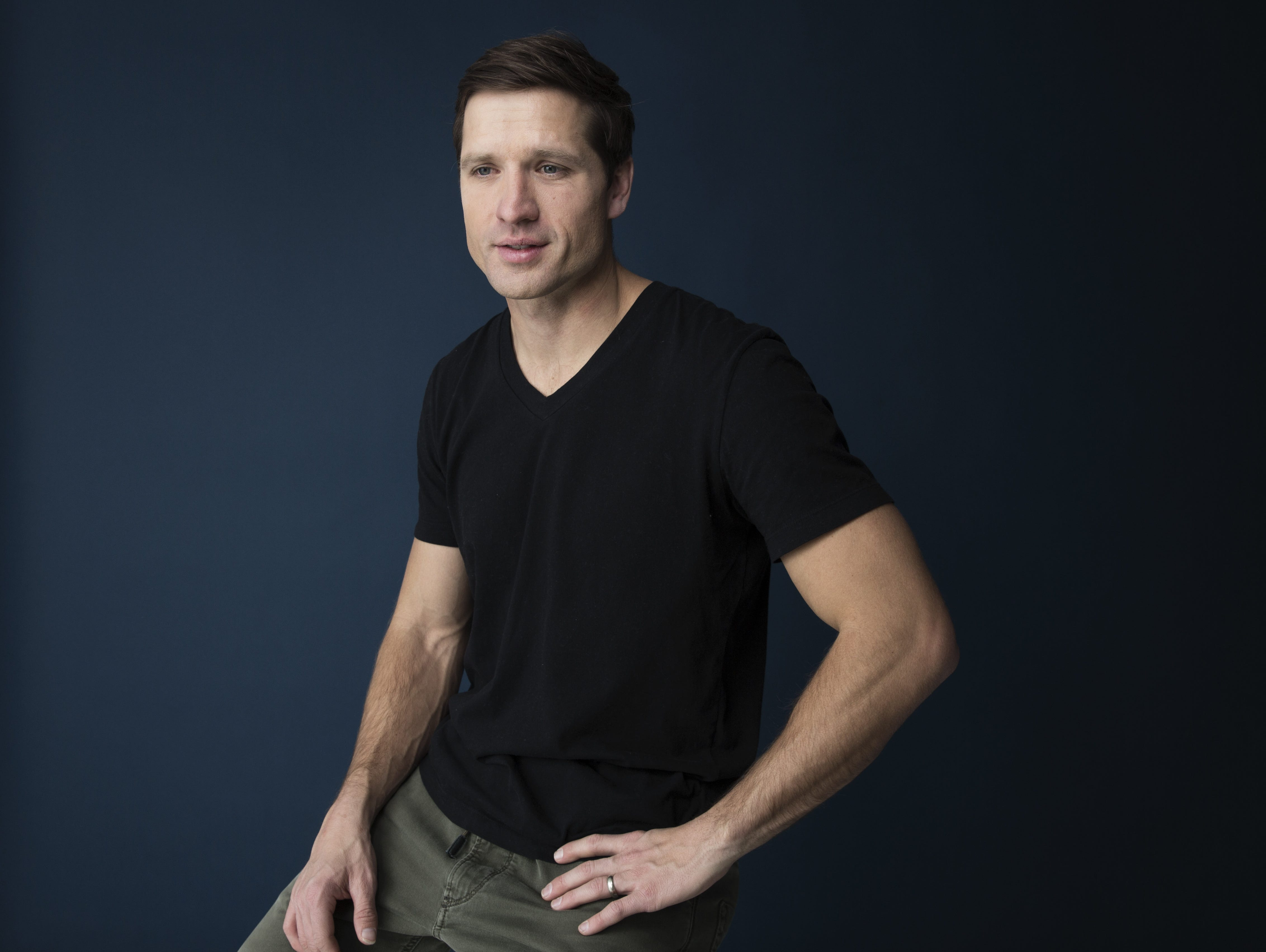 Walker Hayes is scheduled to play the Chevy Riverfront Stage at CMA Fest 2019.