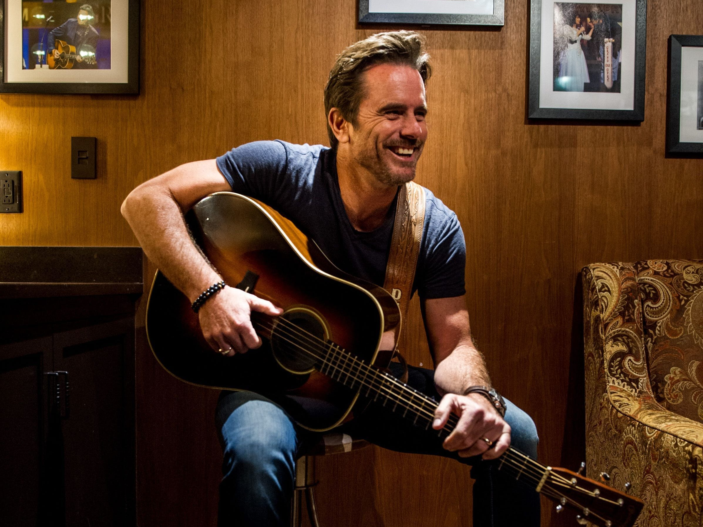 Charles Esten is scheduled to play the Budweiser Forever Country Stage at CMA Fest 2019.