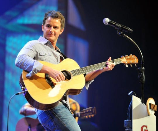 Easton Corbin plays The Ranch this month.