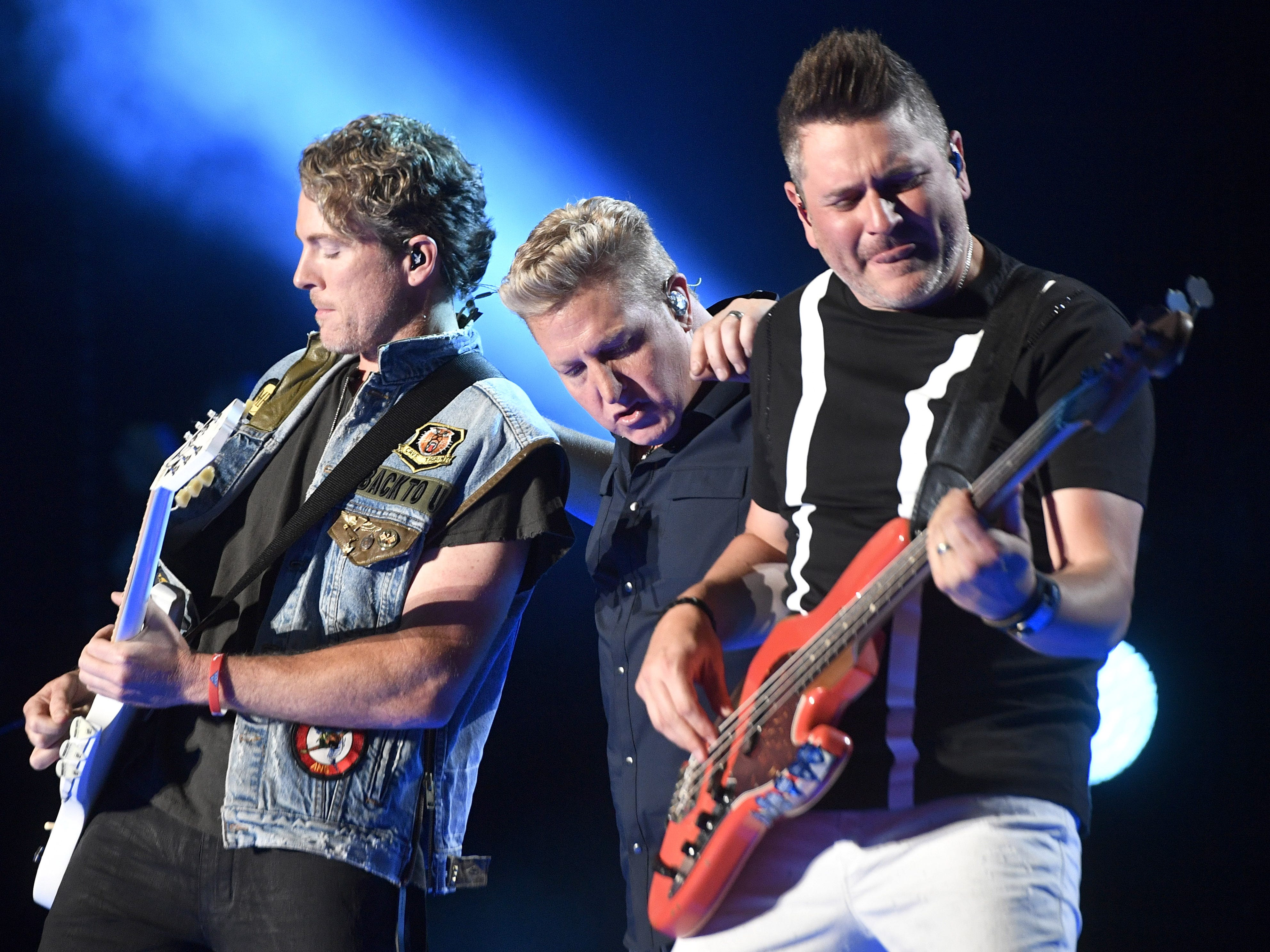 Rascal Flatts are scheduled to play Nissan Stadium during CMA Fest 2019.