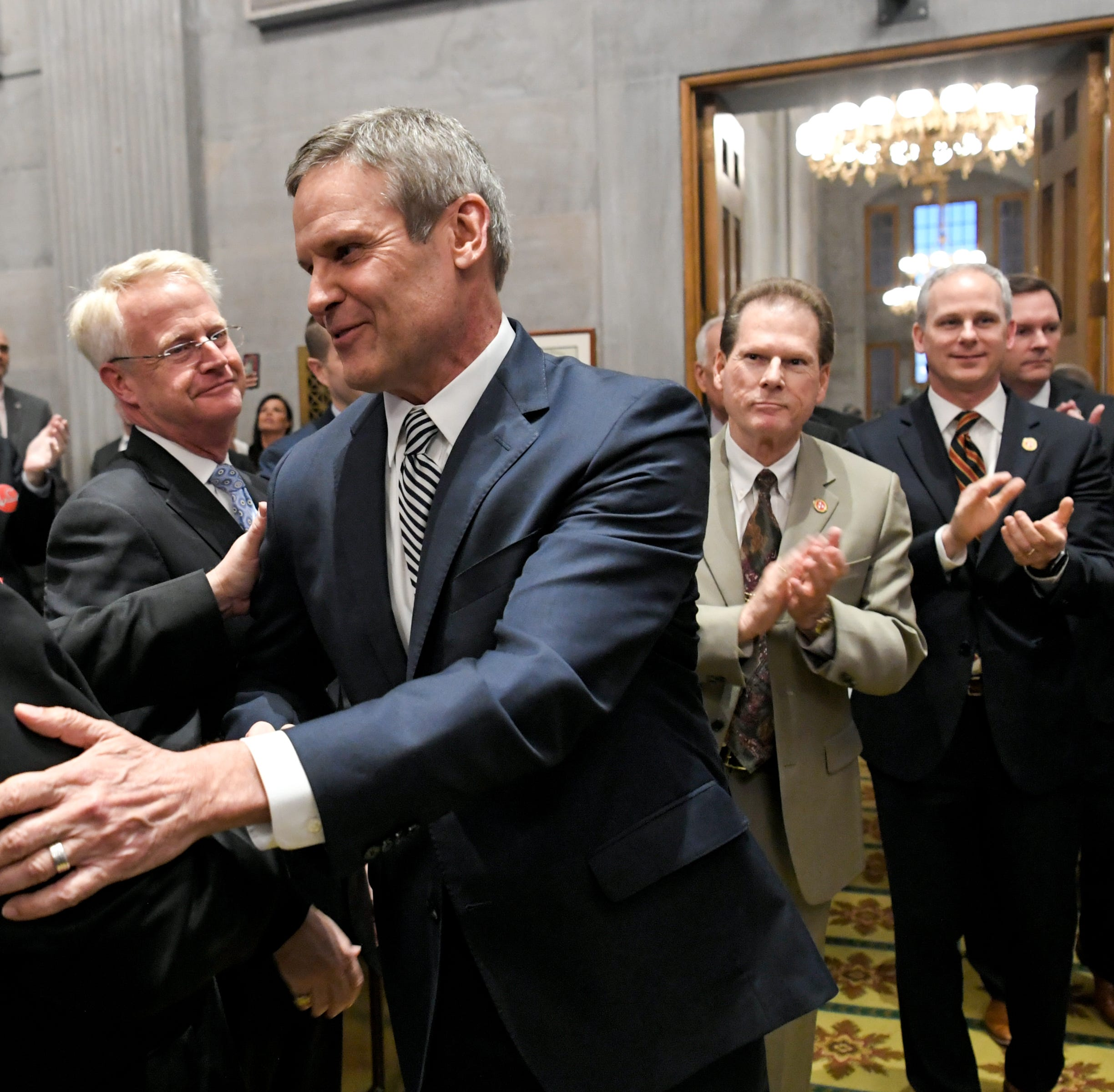 Tennessee Gov. Bill Lee in first State of the State address: 'This is a remarkable state with remarkable people'