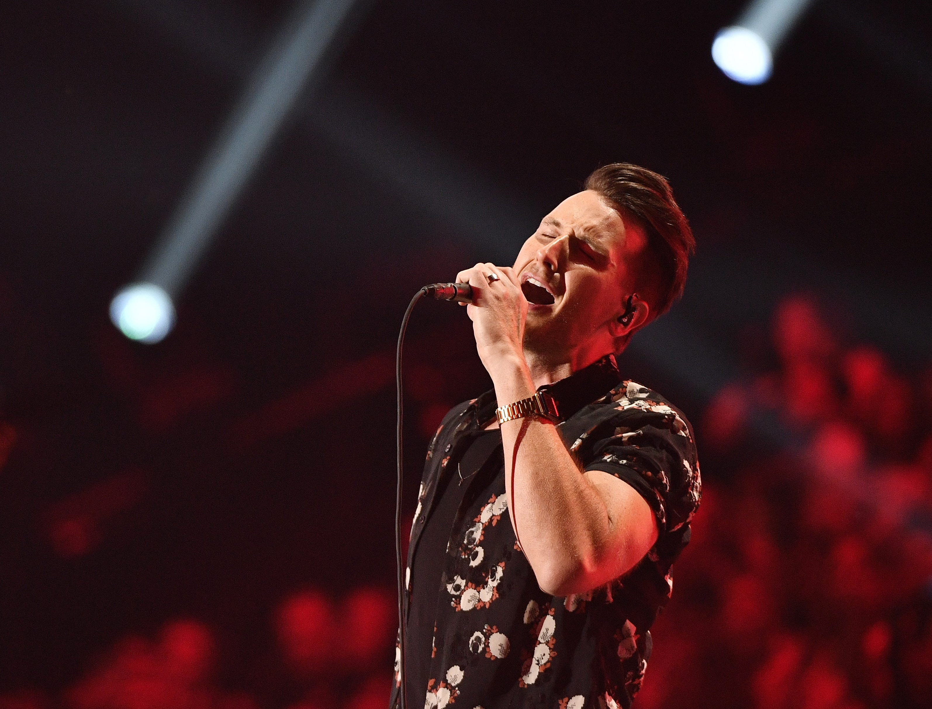 Russell Dickerson is scheduled to play the Chevy Riverfront Stage at CMA Fest 2019.