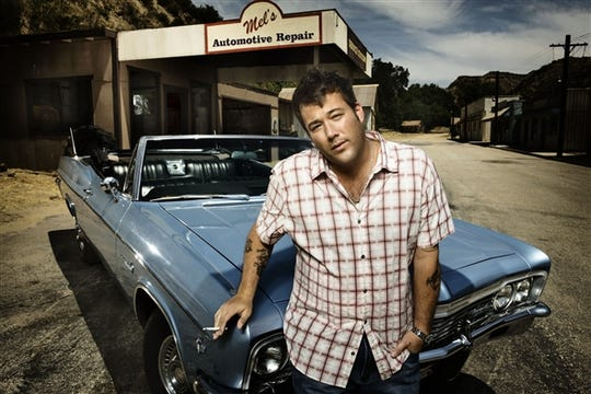 Uncle Kracker performs Thursday, Sept. 12 at the Tulare County Fair.