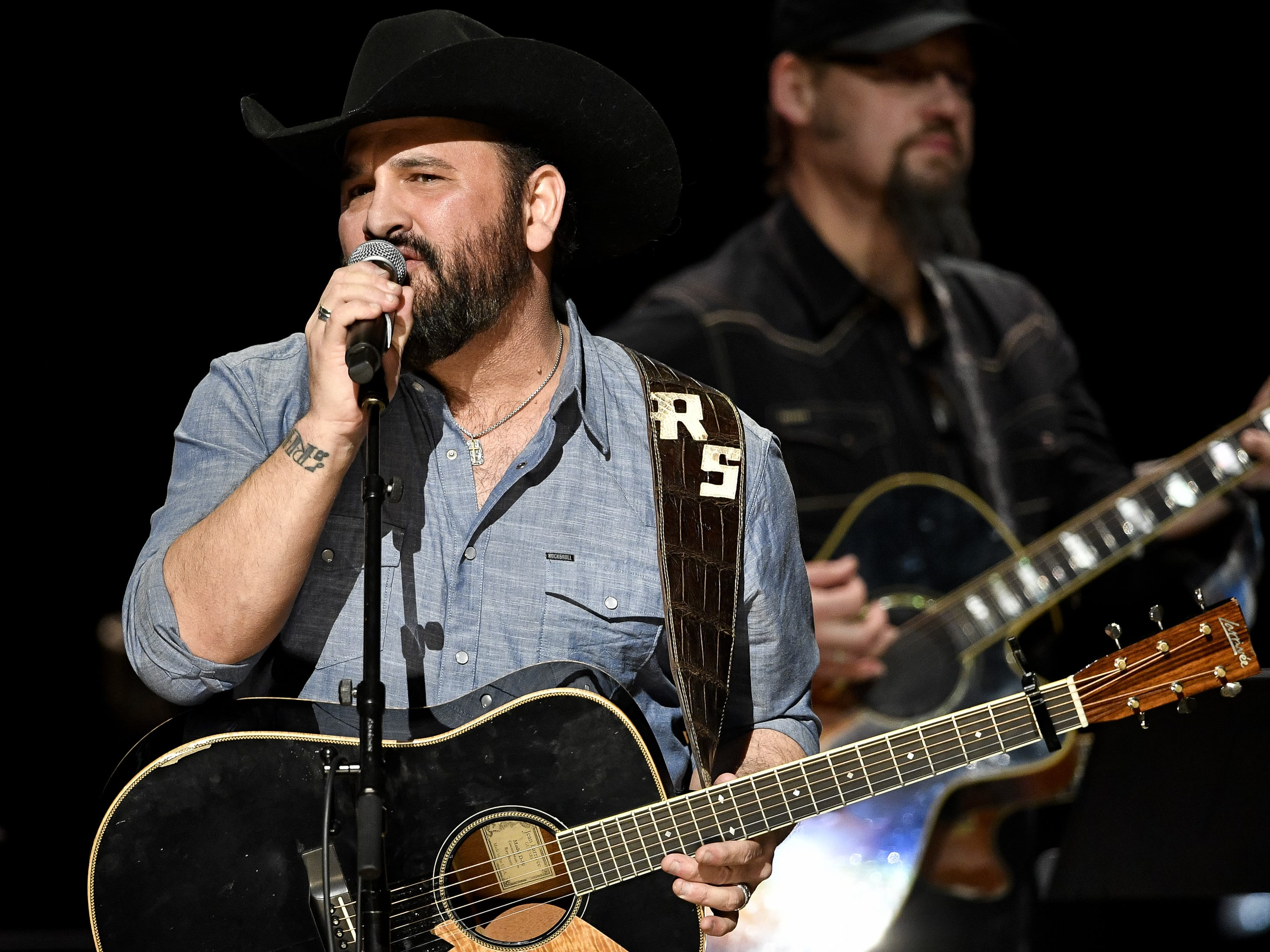 Ray Scott is scheduled to play the Budweiser Forever Country Stage at CMA Fest 2019.