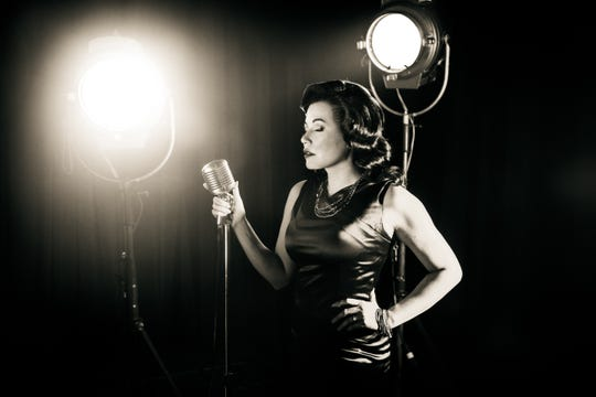 """Laura Matula is among those who will perform in Studio Tenn's """"The Sinatra Legacy."""""""