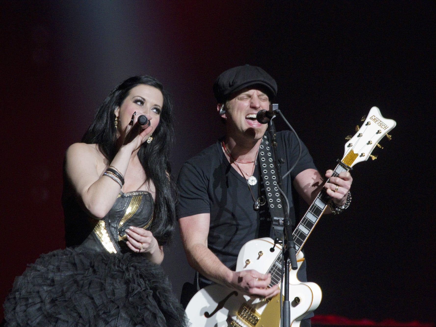 Thompson Square is scheduled to play the Budweiser Forever Country Stage at CMA Fest 2019.