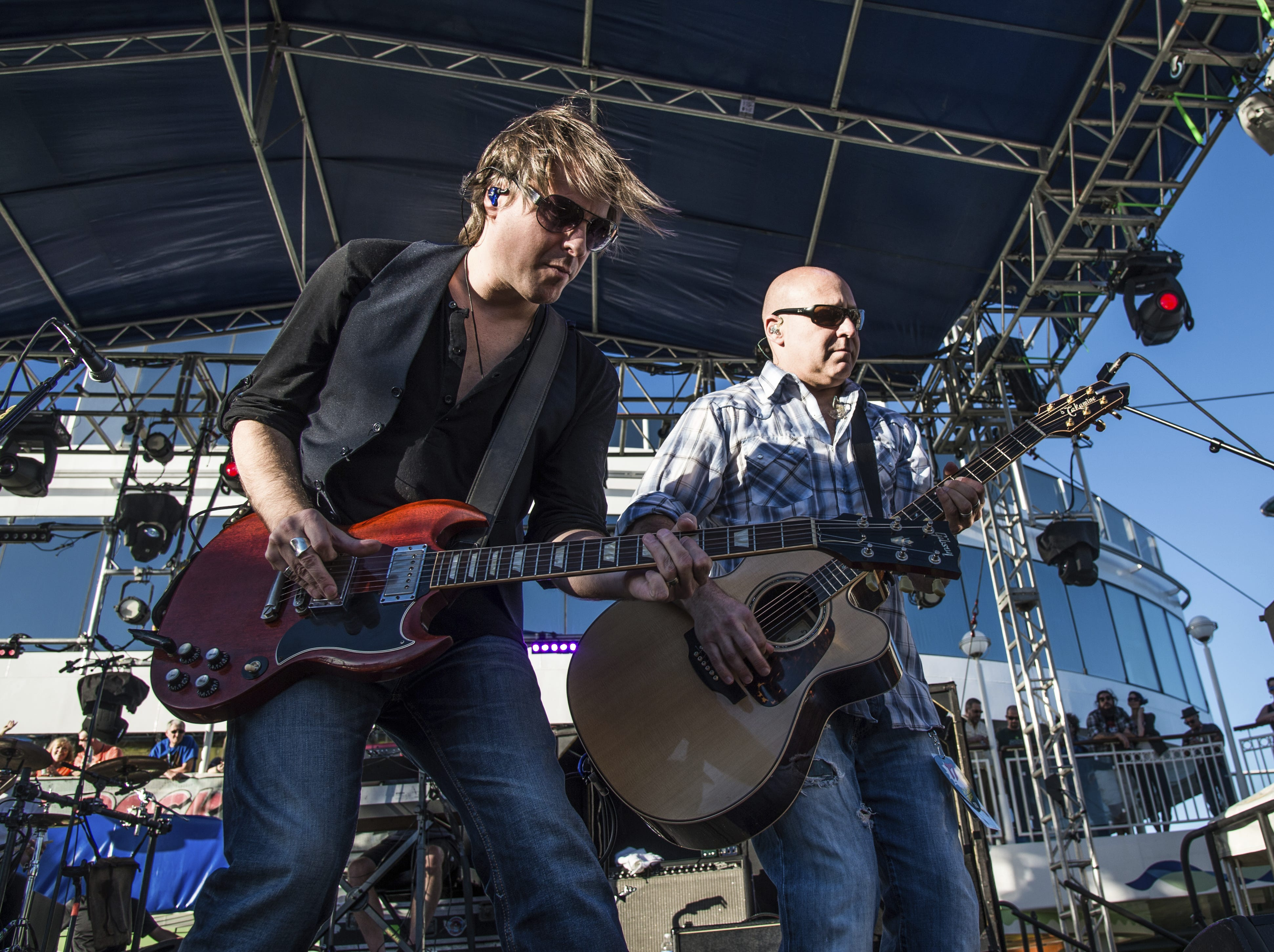 Sister Hazel is scheduled to play the Budweiser Forever Country Stage at CMA Fest 2019.