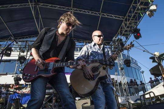 Sister Hazel will play Ruby Diamond Concert Hall on Tuesday, Nov. 19.
