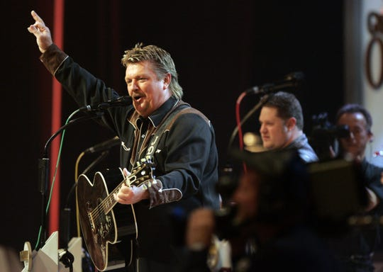 Grammy Award winner and country music legend Joe Diffie will perform Thursday, May 16, at the Ocean City Performing Arts Center.