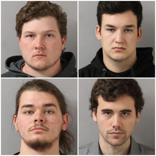 Four Nashville men have been indicted on charges offelony murder and aggravated robberyin connection with the September 2018 death of 17-year-old Miles Hunter.  Gunnar Scragg, 20, Ethan Oakley, 20,Nicholas Allen Parker, 21, and William Hemphill, 22, were charged in a sealed indictment.