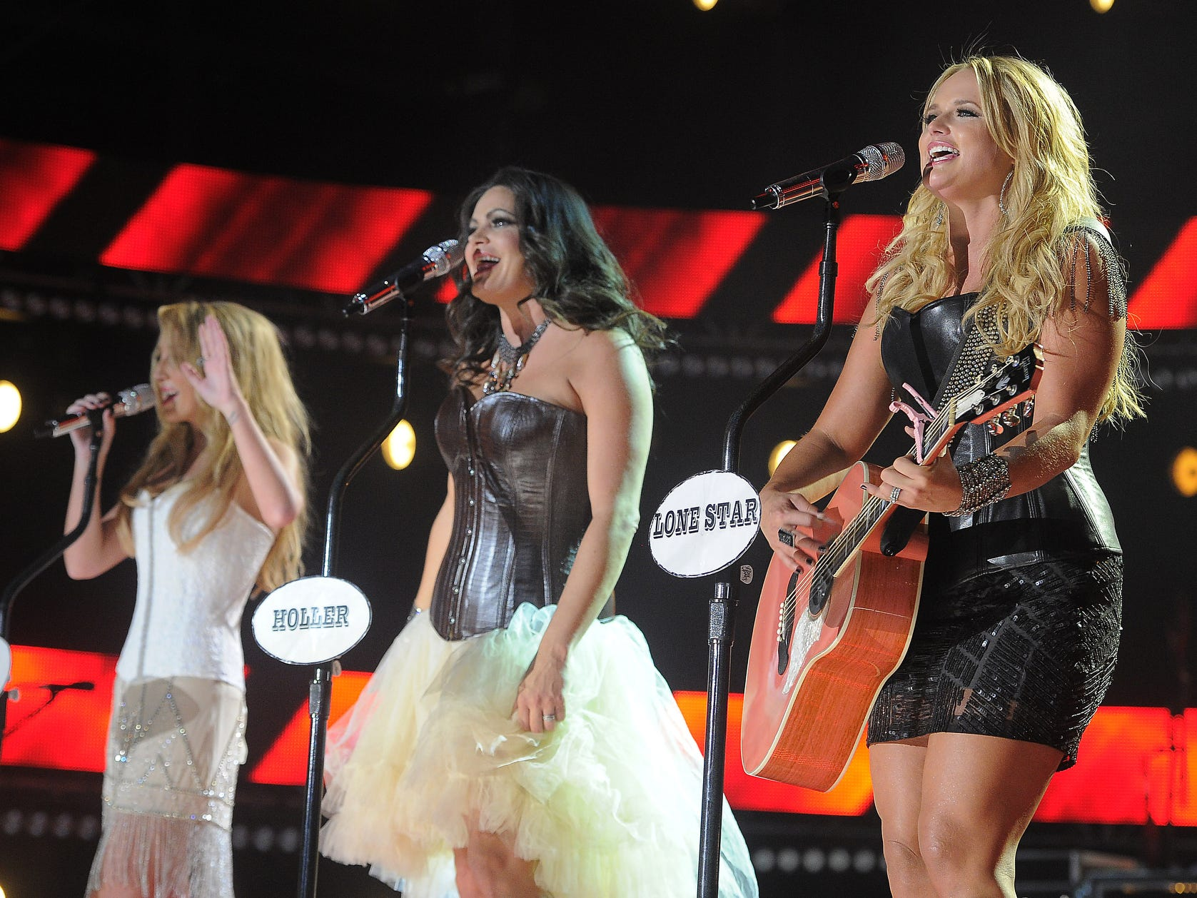 The Pistol Annies are scheduled to play Nissan Stadium during CMA Fest 2019.
