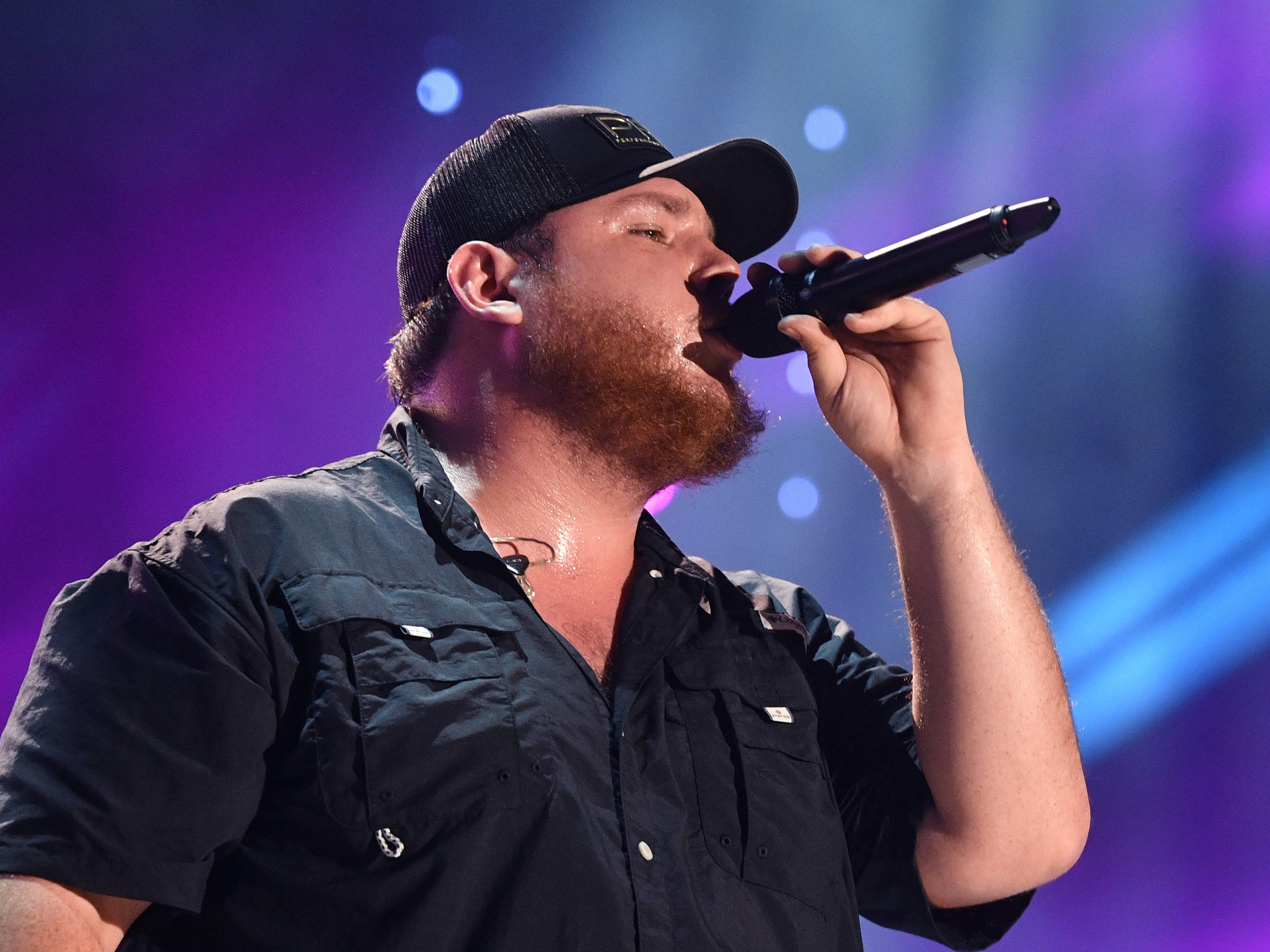 Luke Combs is scheduled to play Nissan Stadium during CMA Fest 2019.