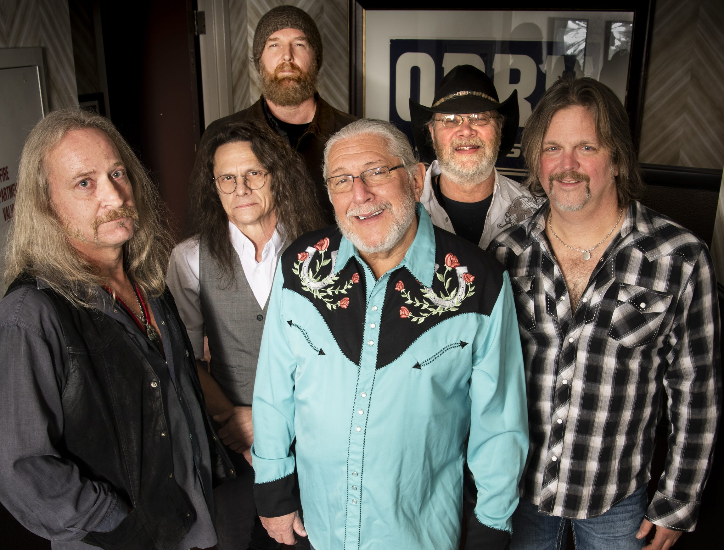 The Marshall Tucker Band is scheduled to play the Budweiser Forever Country Stage at CMA Fest 2019.