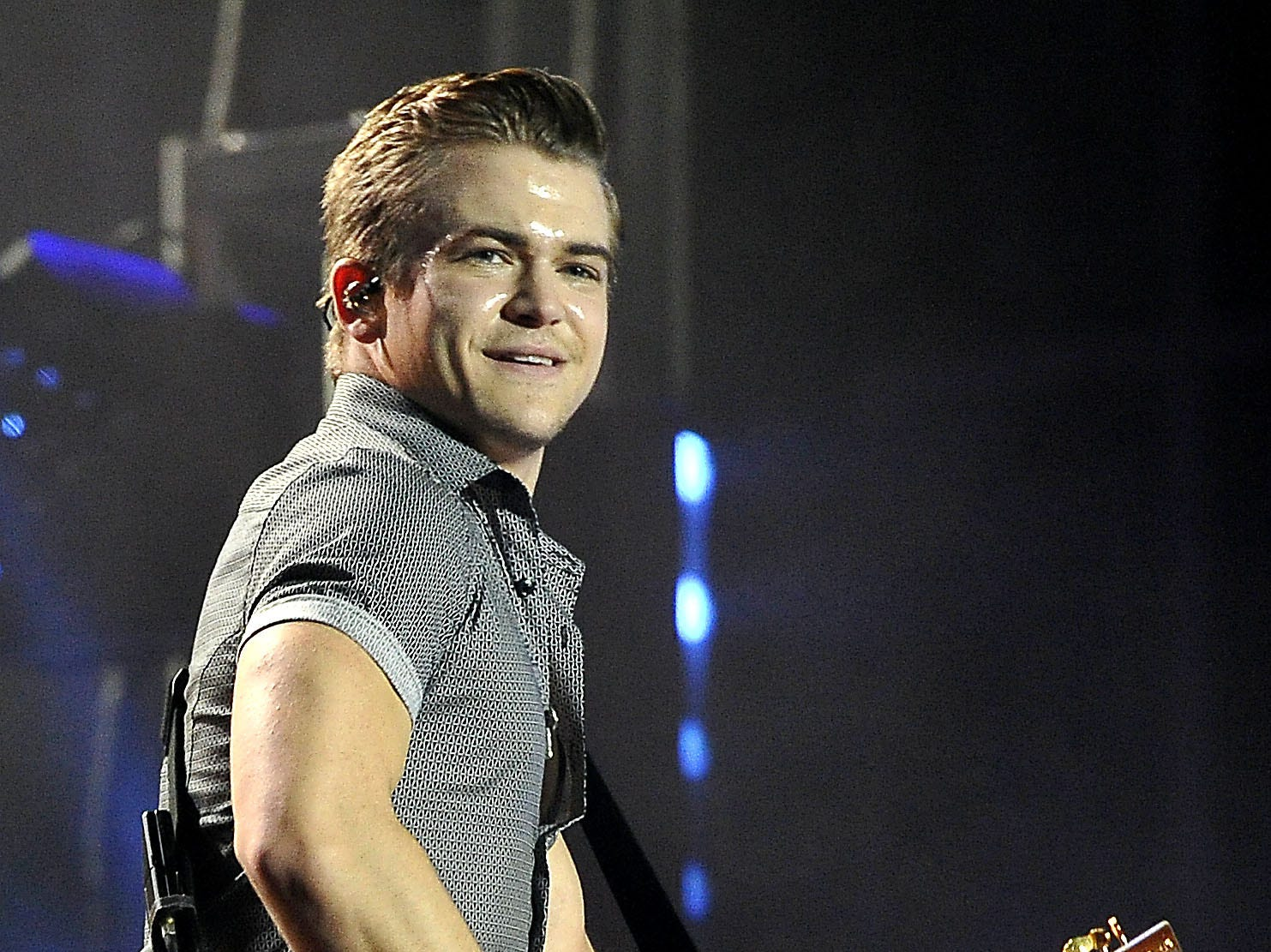 Hunter Hayes is scheduled to play the Chevy Riverfront Stage at CMA Fest 2019.