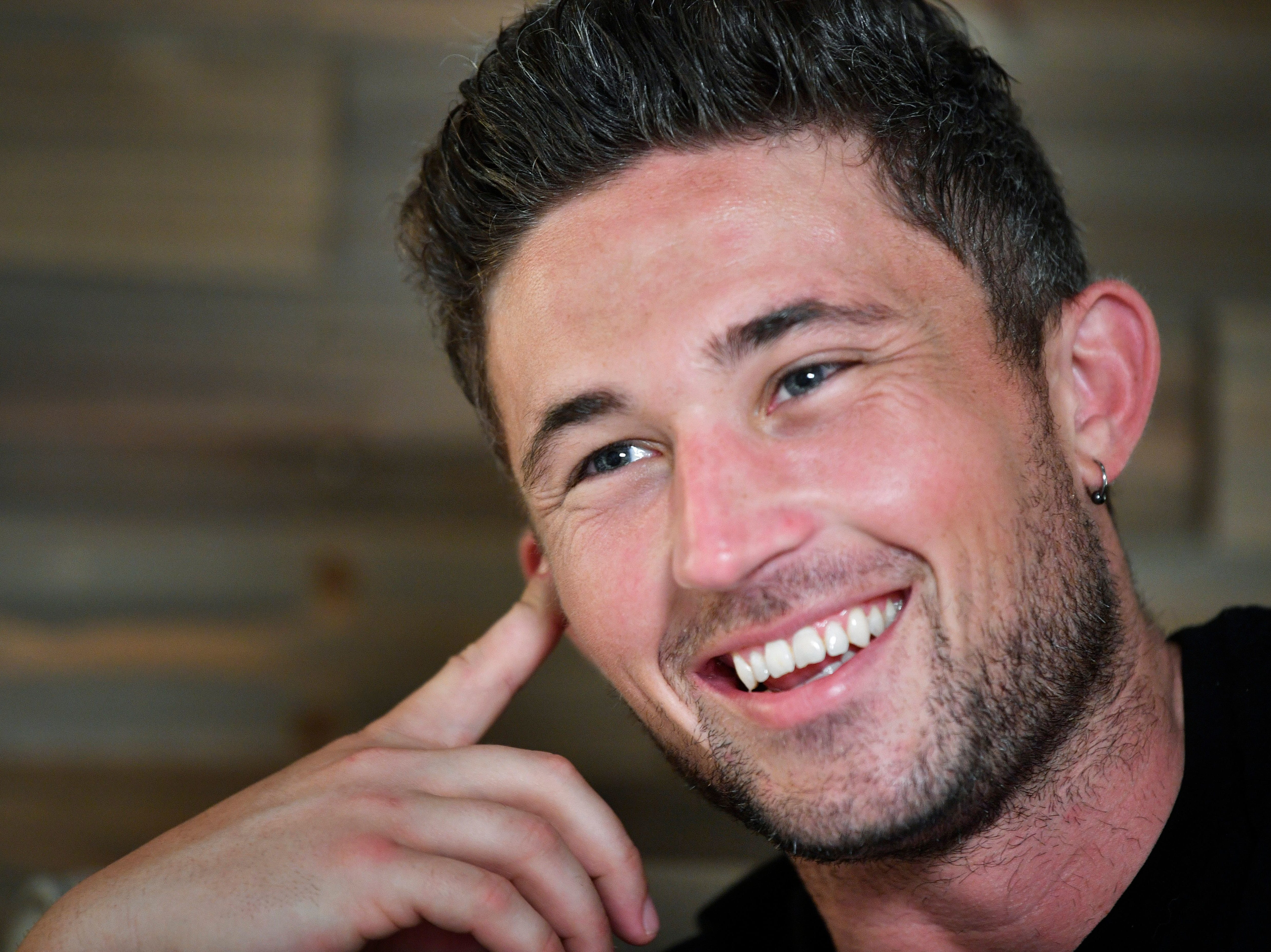 Michael Ray is scheduled to play the Chevy Riverfront Stage at CMA Fest 2019.