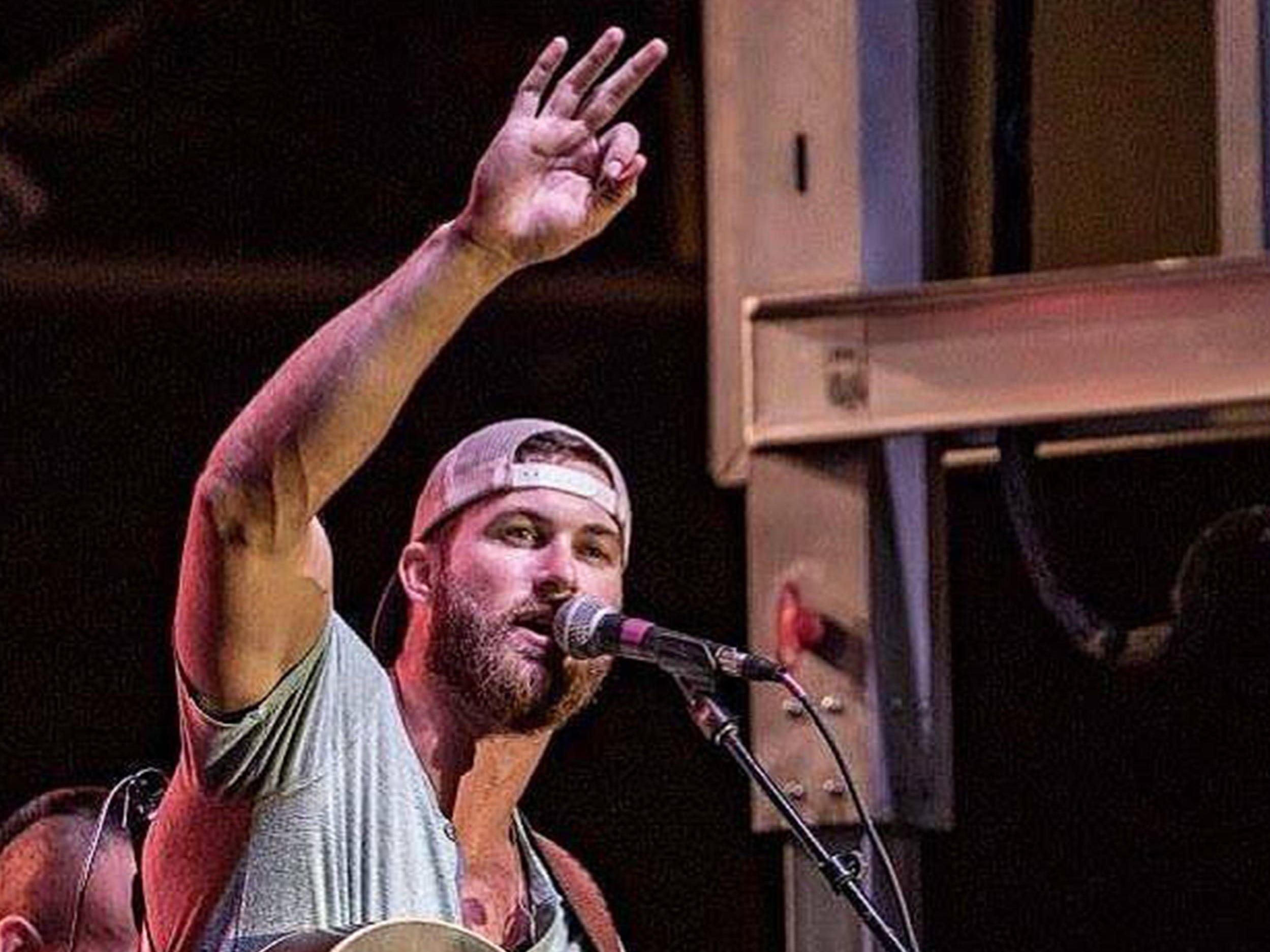 Riley Green is scheduled to play the Chevy Riverfront Stage at CMA Fest 2019.