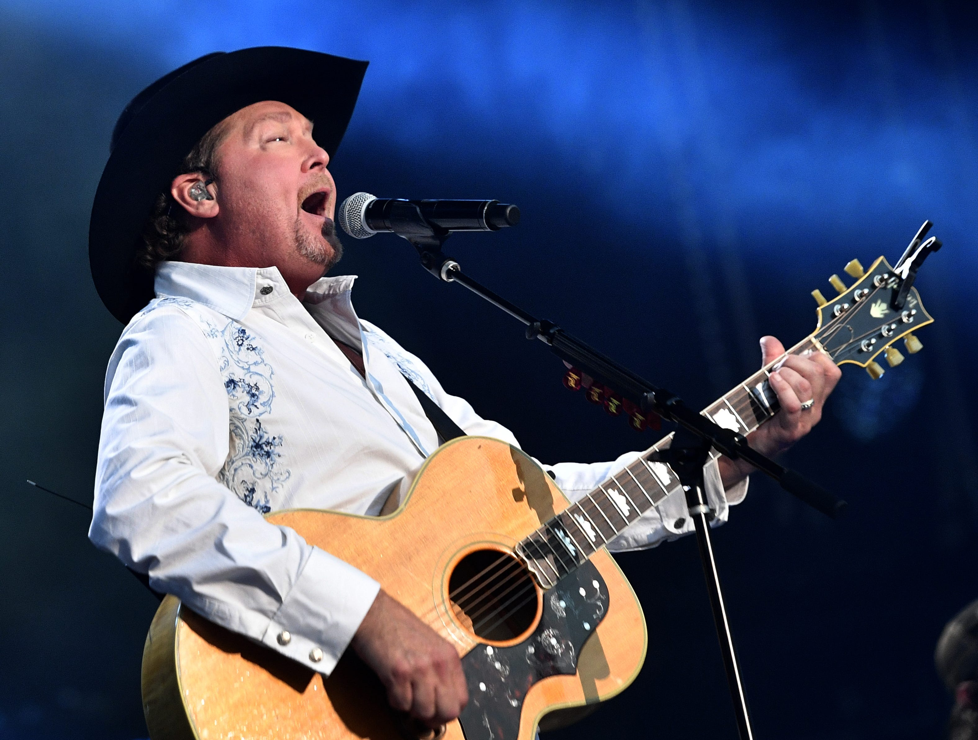 Honky Tonkin' with Tracy Lawrence is scheduled to play the Budweiser Forever Country Stage at CMA Fest 2019.