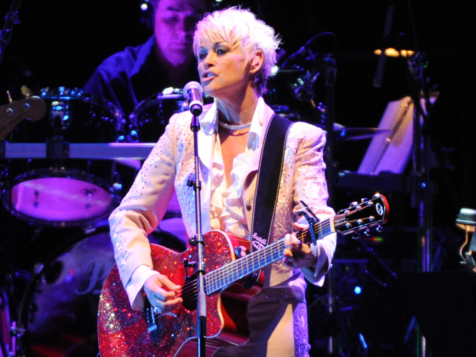 Lorrie Morgan is scheduled to play the Budweiser Forever Country Stage at CMA Fest 2019.