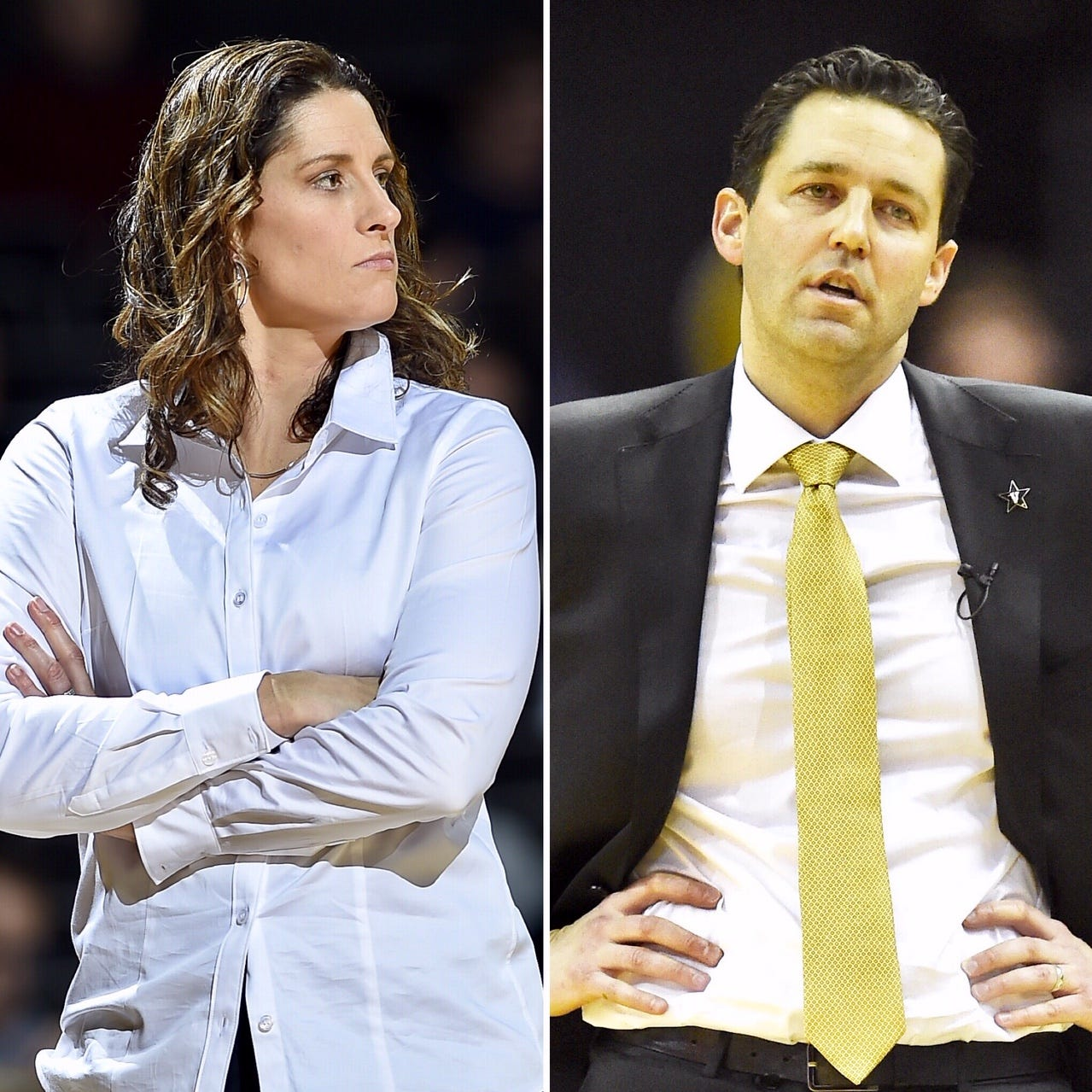 Amid Vanderbilt basketball misery, Stephanie White has more upside than Bryce Drew