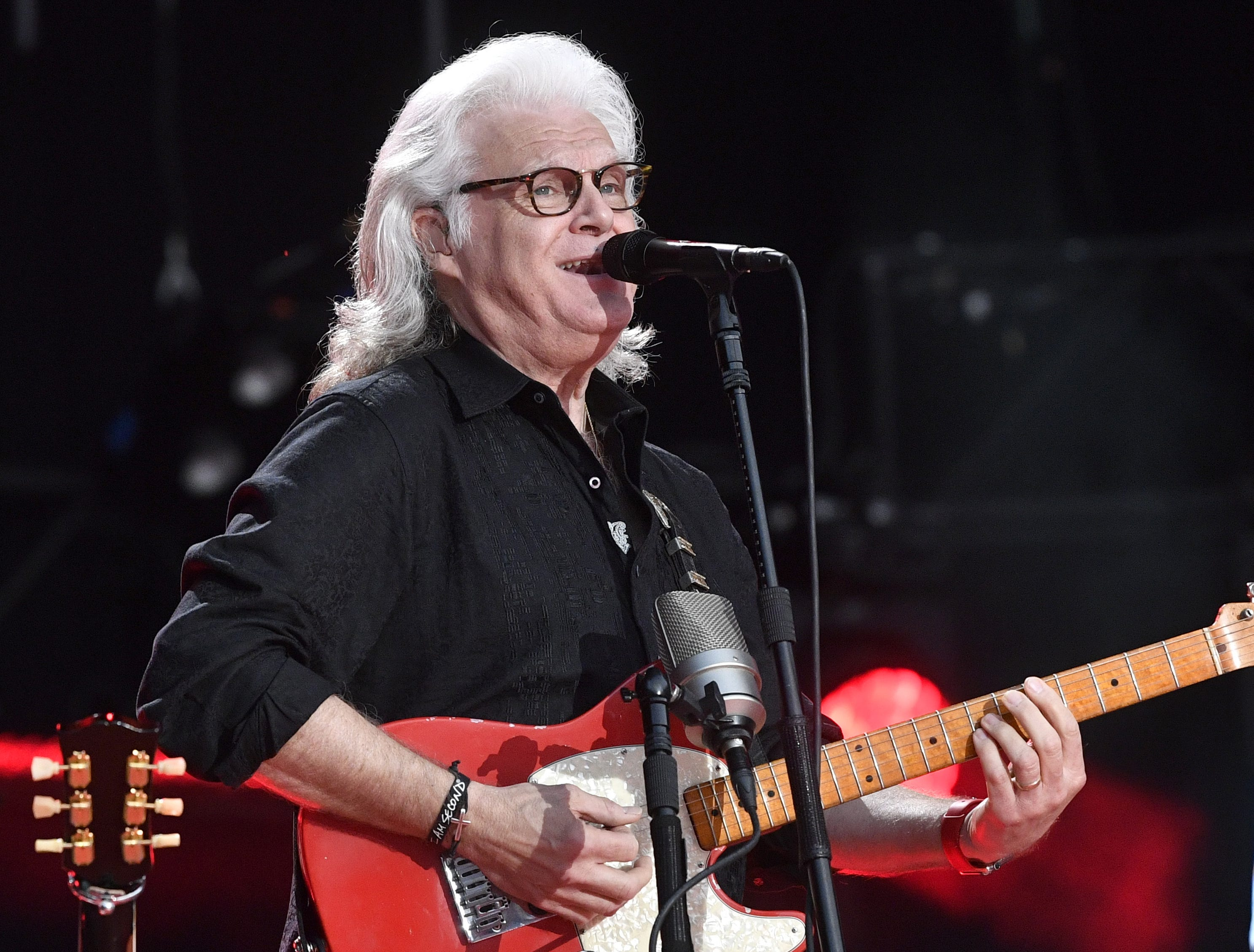 Ricky Skaggs is scheduled to play the Budweiser Forever Country Stage at CMA Fest 2019.