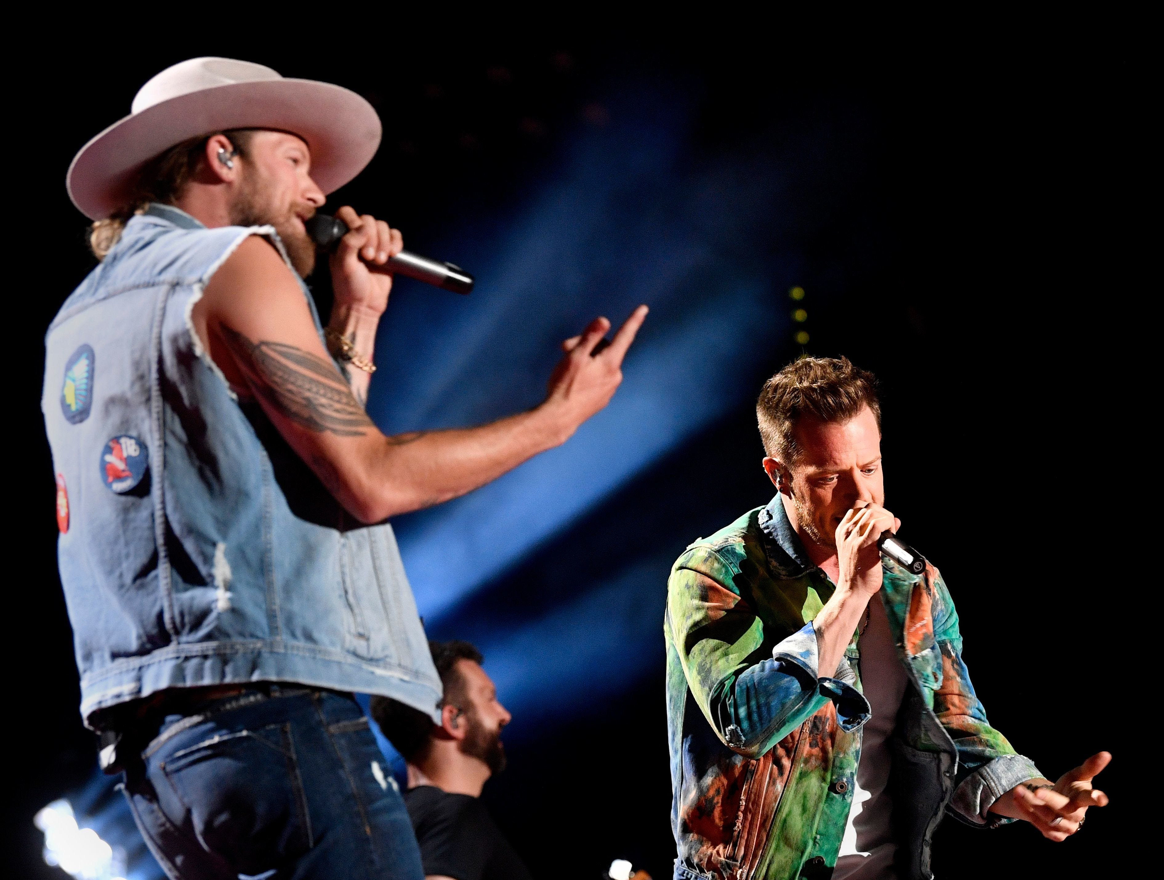 Florida Georgia Line is scheduled to play Nissan Stadium during CMA Fest 2019.