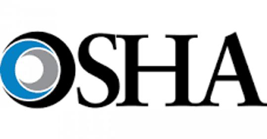 Logo for OSHA
