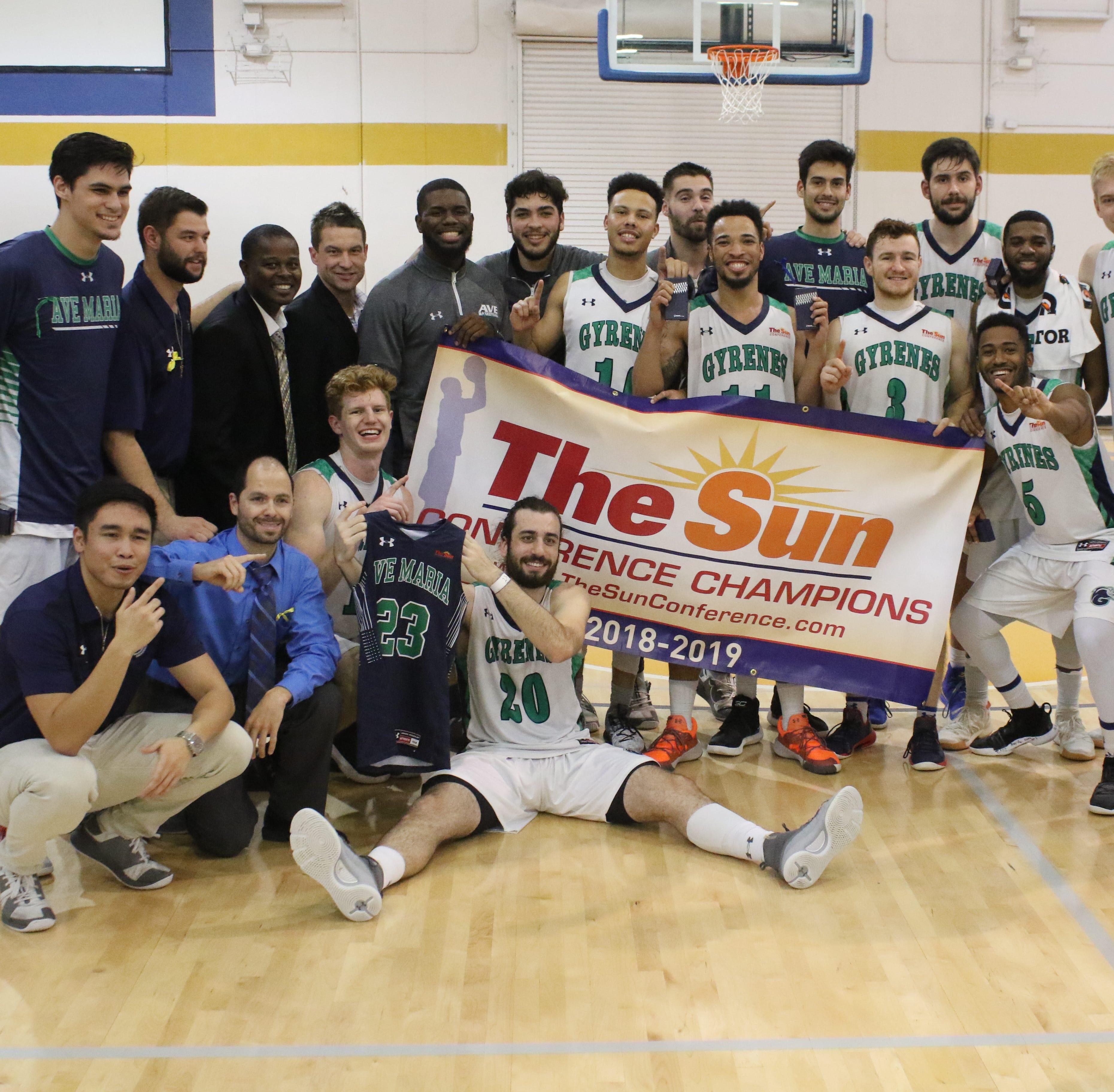 College basketball: Ave Maria men honor late Emily Acosta through run to NAIA tourney