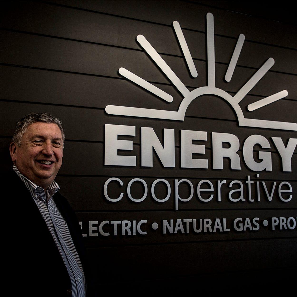 Aces of Trades: Born a farmer, Todd Ware now an energy executive