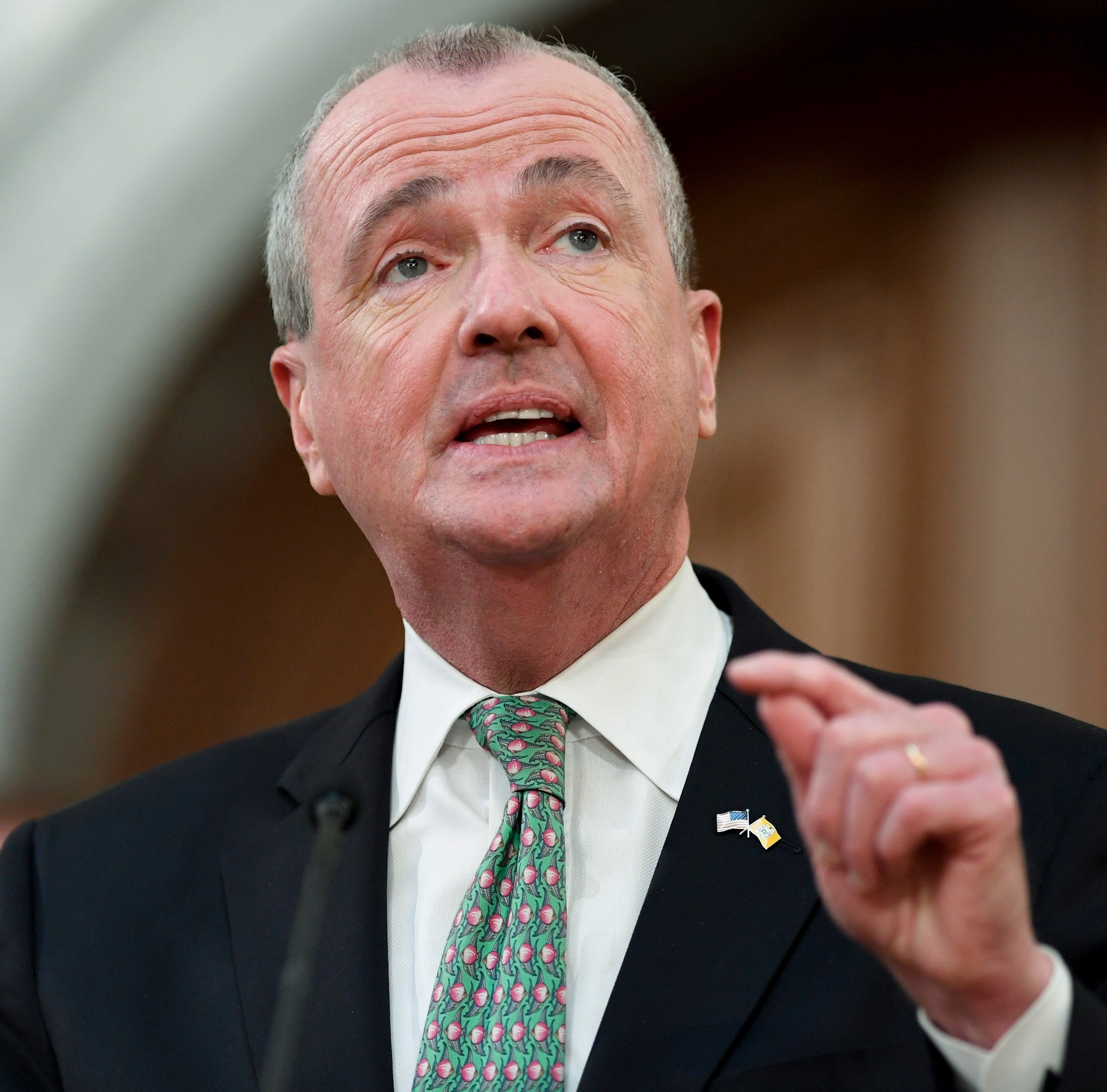 Letter: Phil Murphy failing to do his job