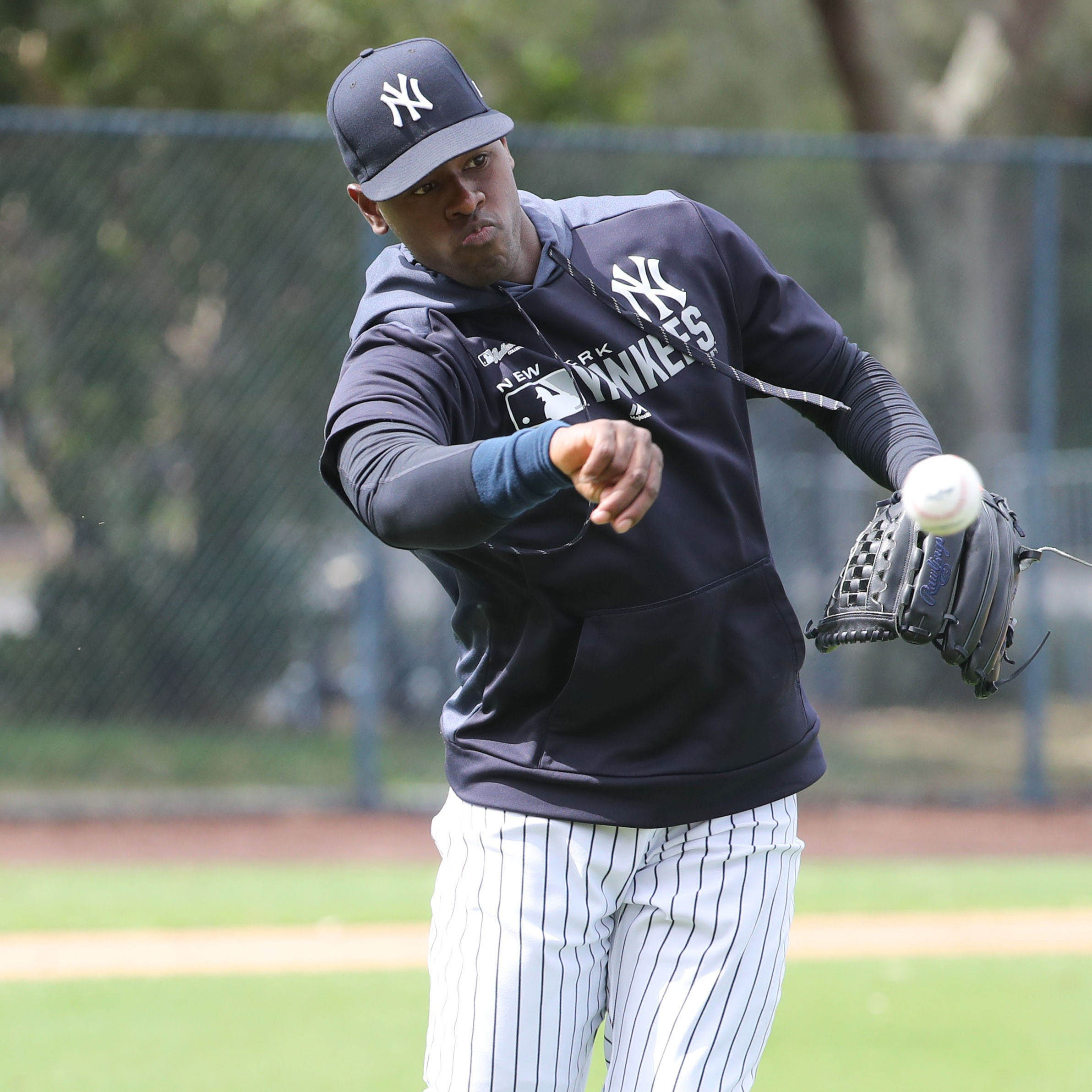 'Better now than later': Yankees' Luis Severino hopeful for quicker return this season