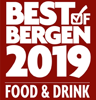 Best of Bergen 2019 results: Food And Drink