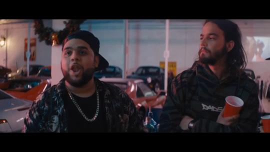 "Ralph Rodriguez, Daniel Zovatto in ""Vandal"""