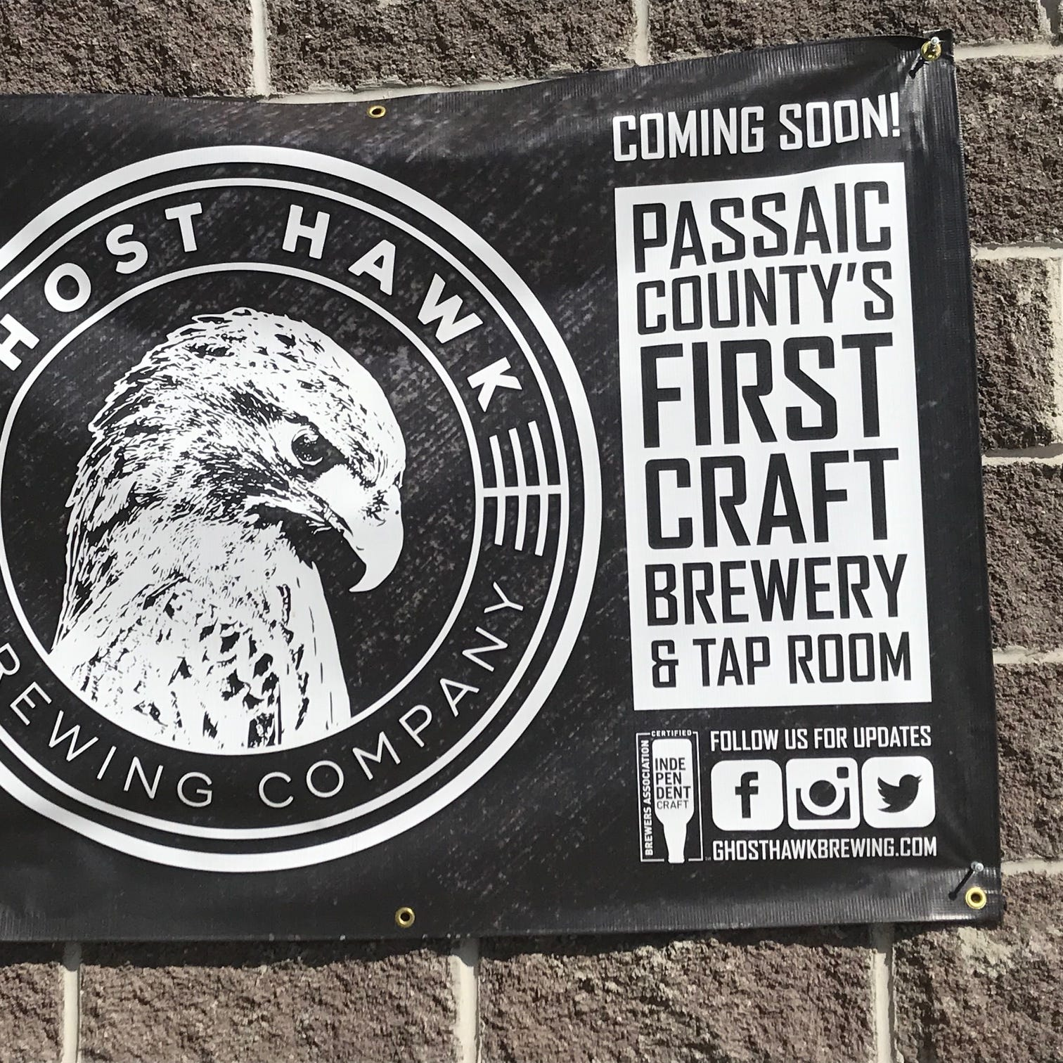 Ghost Hawk Brewery in Clifton to hold grand opening on April 20