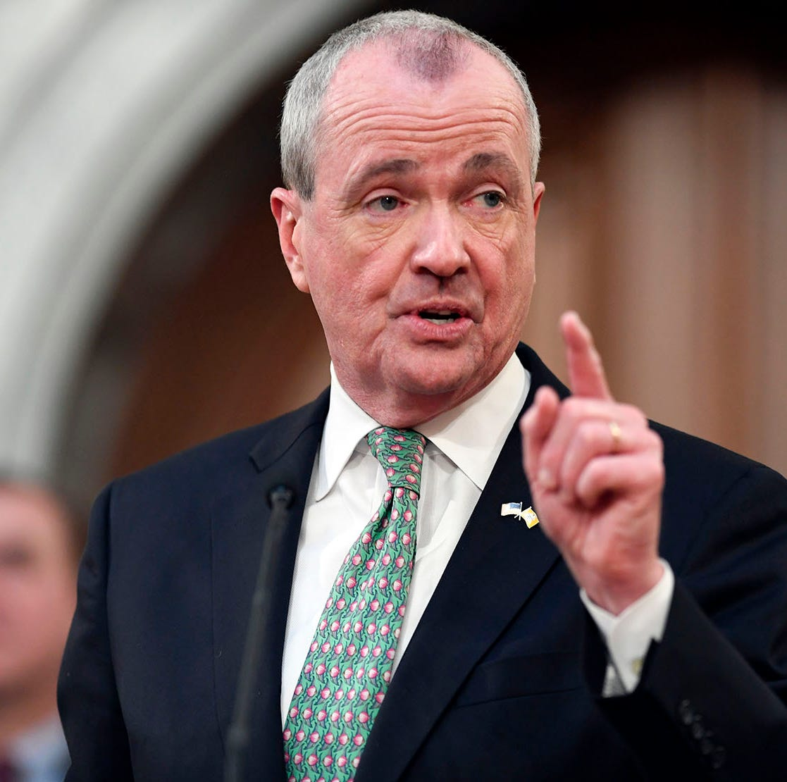 NJ gets more than expected in taxes; Murphy says that should mean property tax relief