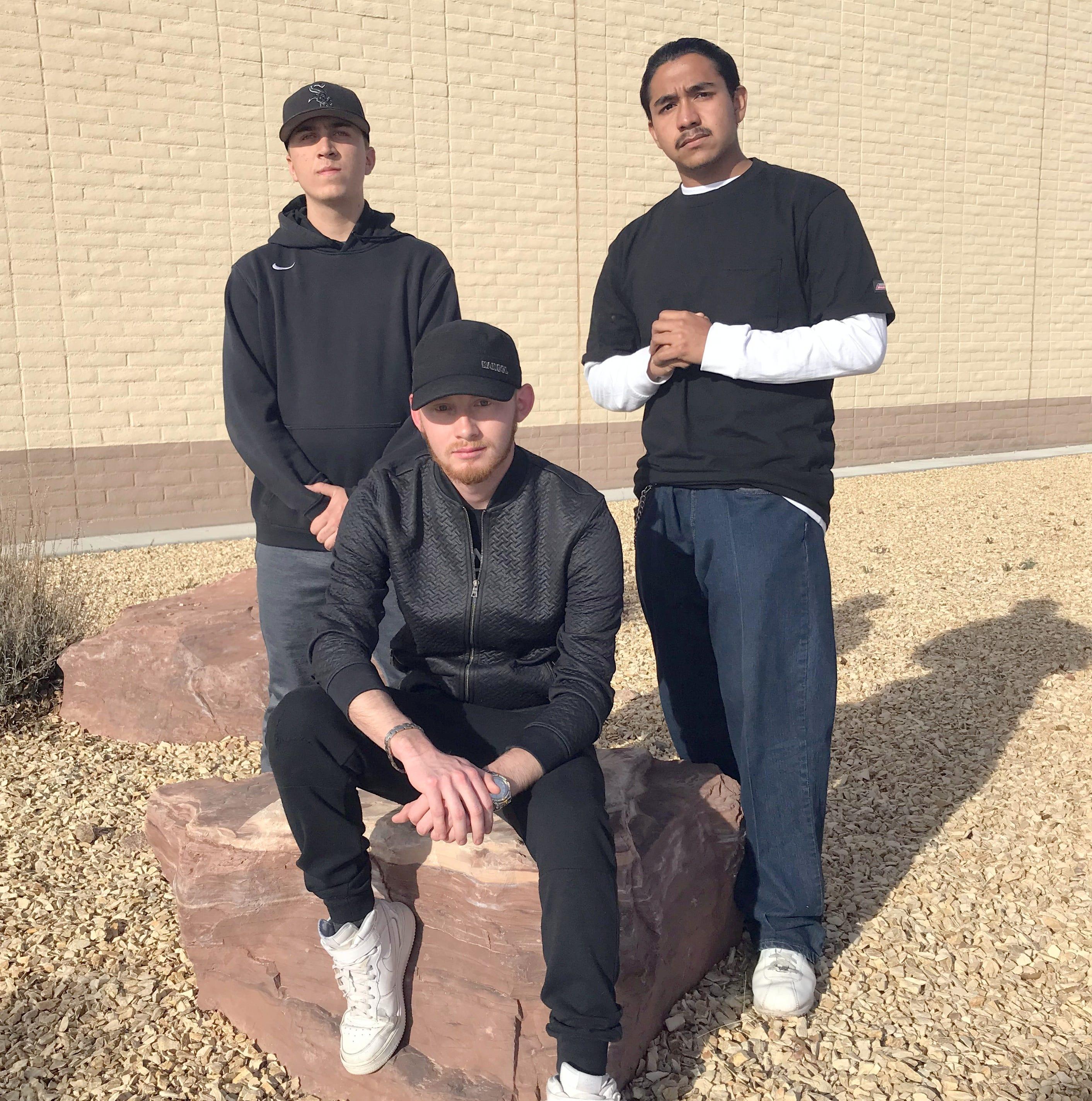 Deming High rap artists plan 'Uprising' show at Deming Public Schools Auditorium
