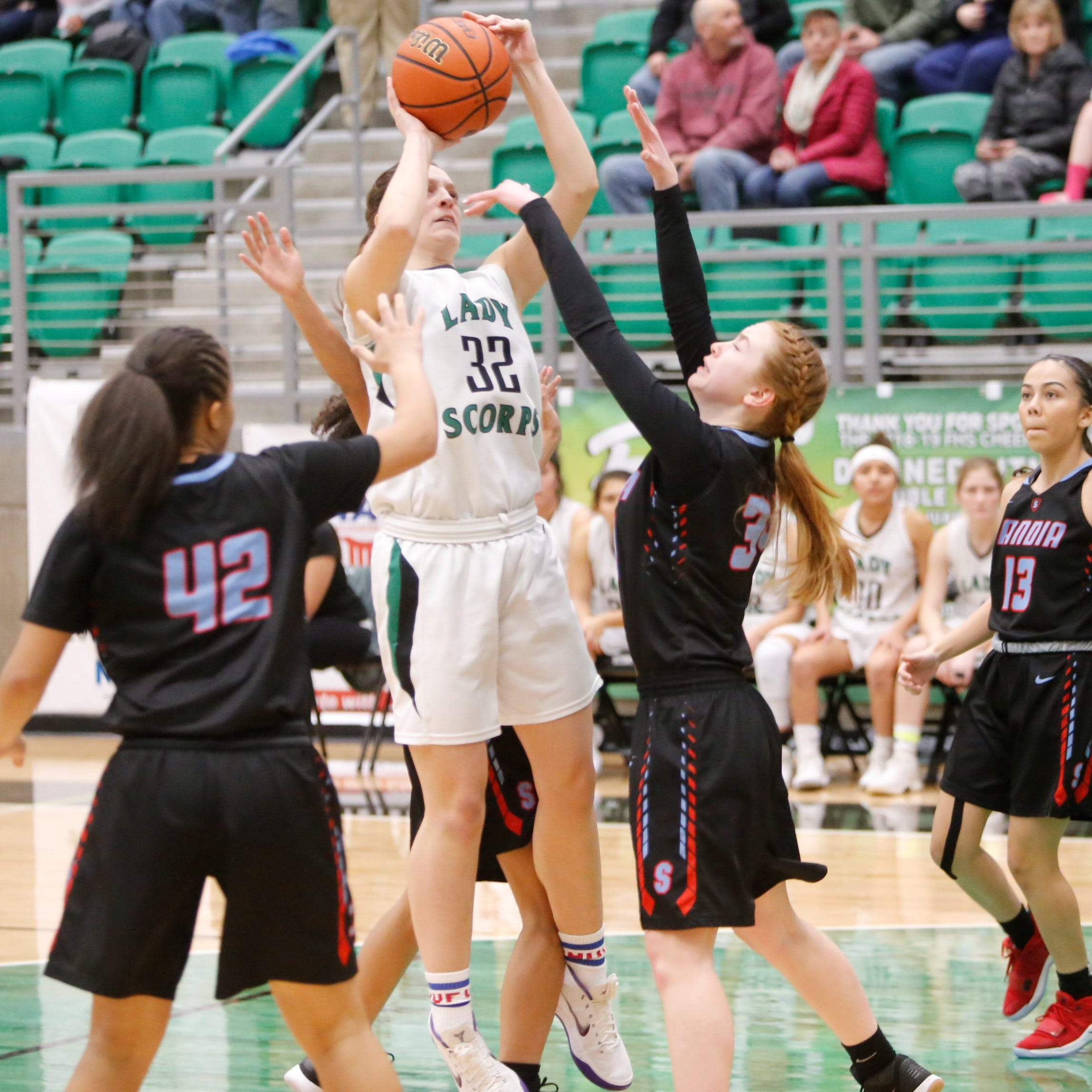 Key first-round girls hoops playoff games to watch