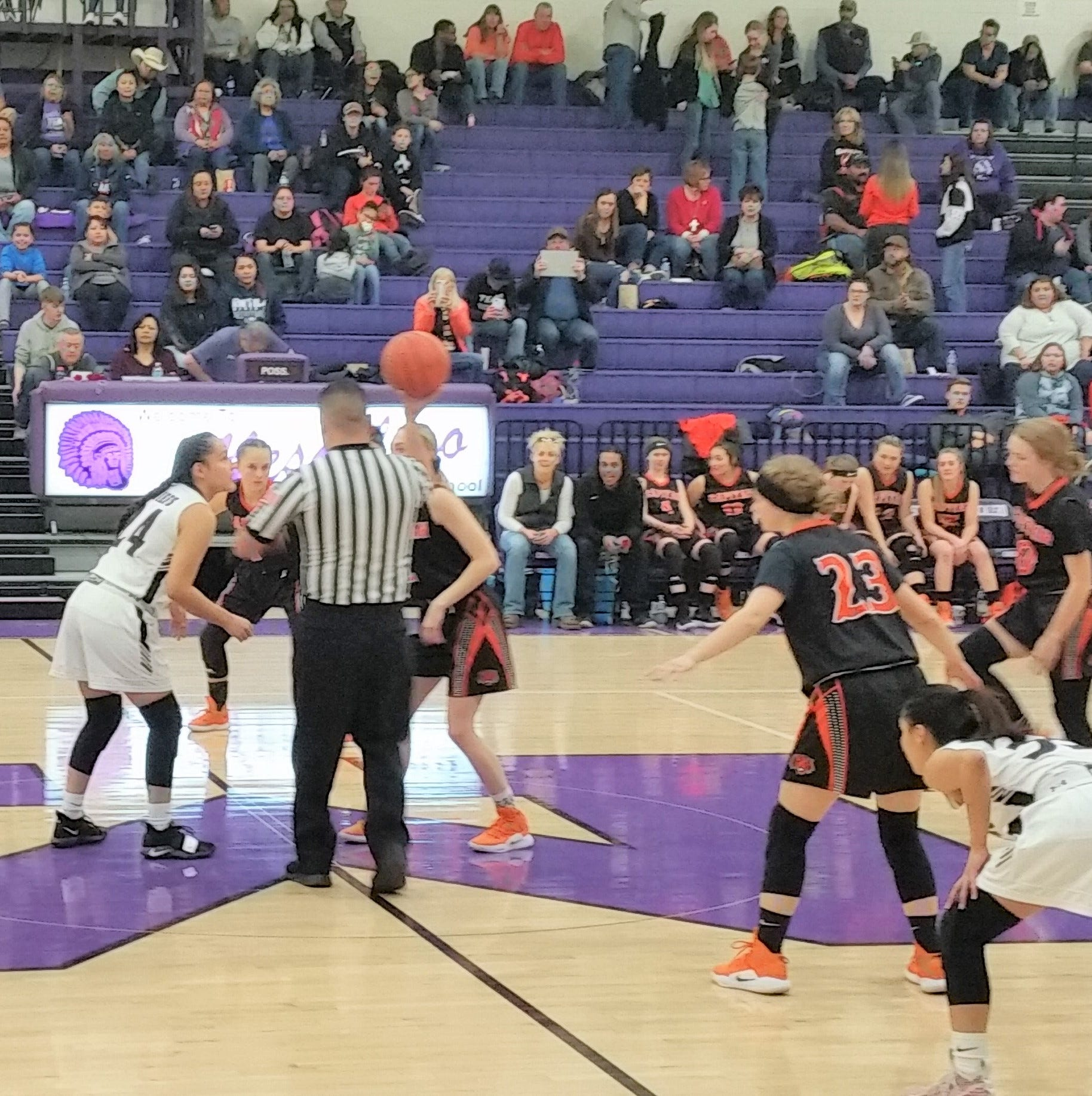 Mescalero upsets No. 1 Texico in state basketball tournament