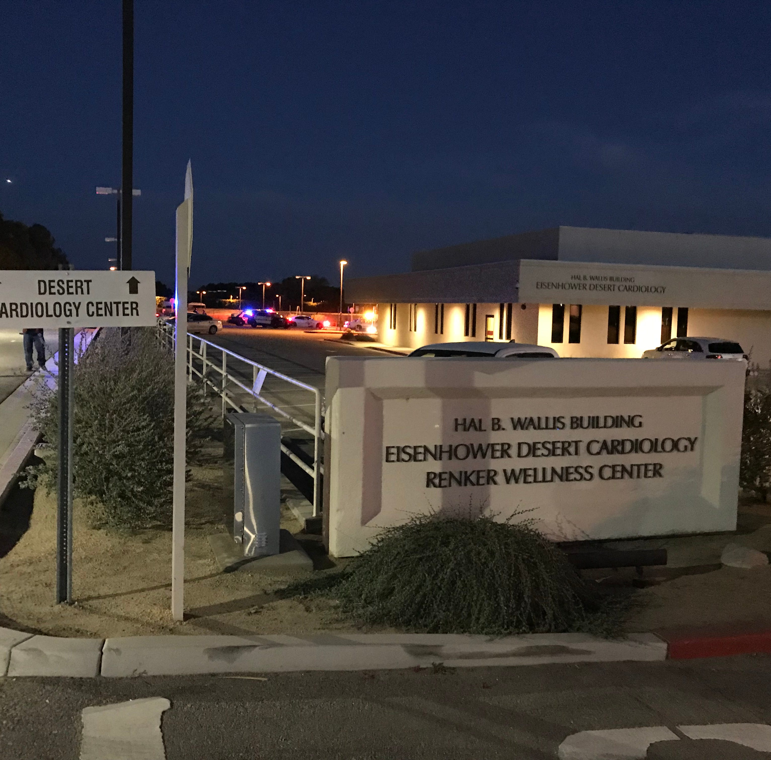 What we know about the deadly officer-involved shooting at Eisenhower Health campus in Rancho Mirage