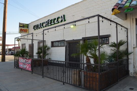 Coachella Bar is a favorite for local musicians