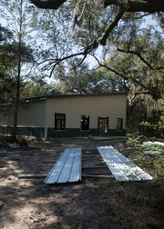 Nearly a year after the Emerald Coast Wildlife Refuge first broke ground on its new space in Navarre, the organization is wrapping up construction and hopes to move in by June 15.