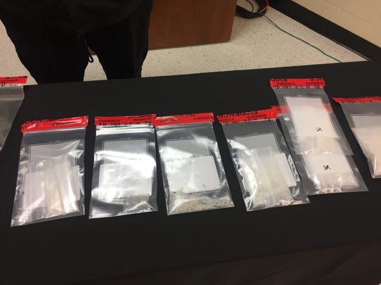 The number of drug-trafficking arrests made by Santa Rosa County Sheriff's Office deputies has more than doubled over the last three years, according to data recently released by the agency.