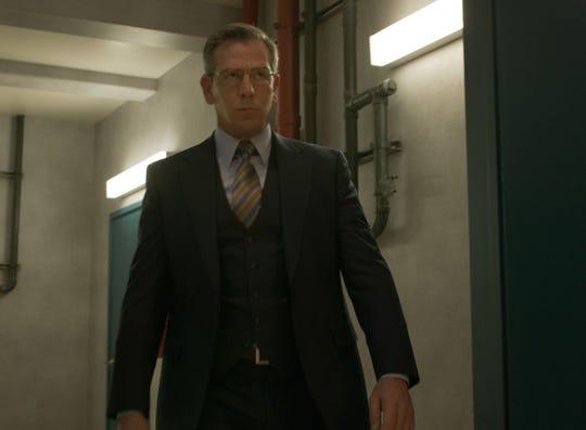 """Ben Mendelsohn stars in """"Captain Marvel."""""""