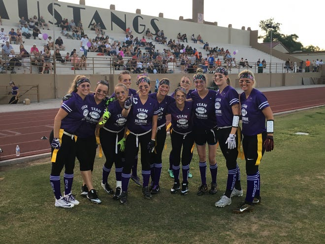 Inspired by the lighthearted spirit of age-old rivalries, the mission of the RivALZ flag football event is to drive awareness and raise funds for the Alzheimer's Association