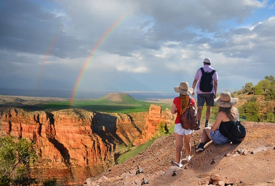 Through its efforts, Grand Canyon Conservancy helps to preserve the park – so visitors can continue to visit the park for generations more.