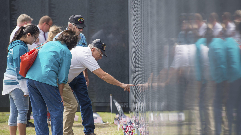Manitowoc to host Wall That Heals Vietnam Veterans Memorial Wall