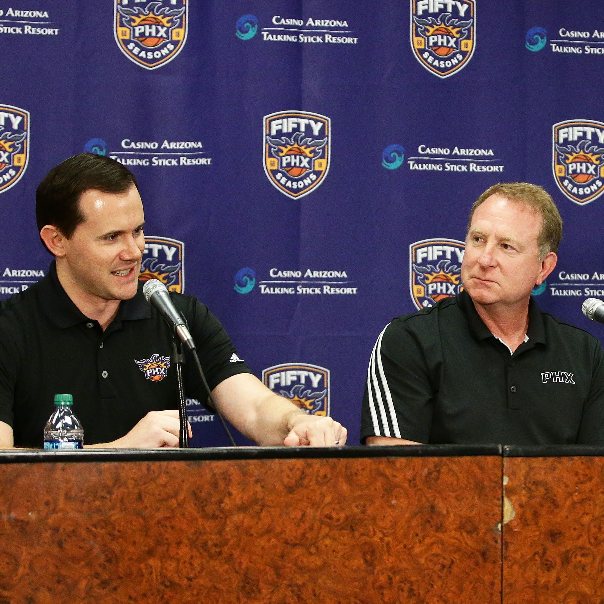 Phoenix Suns have bigger problems than goats in former GM Ryan McDonough's office