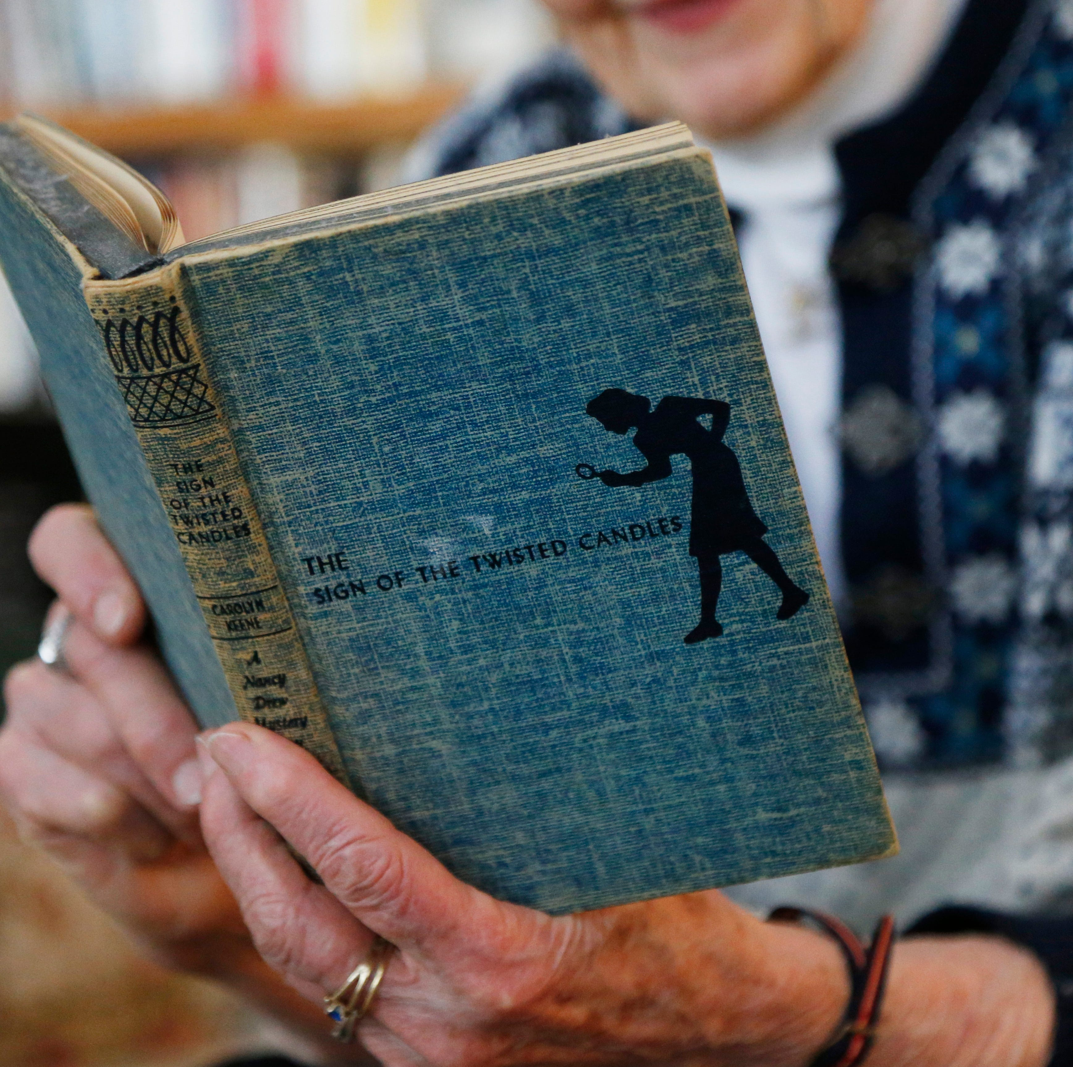 Through the ages, Nancy Drew continues to inspire women, men of all ages