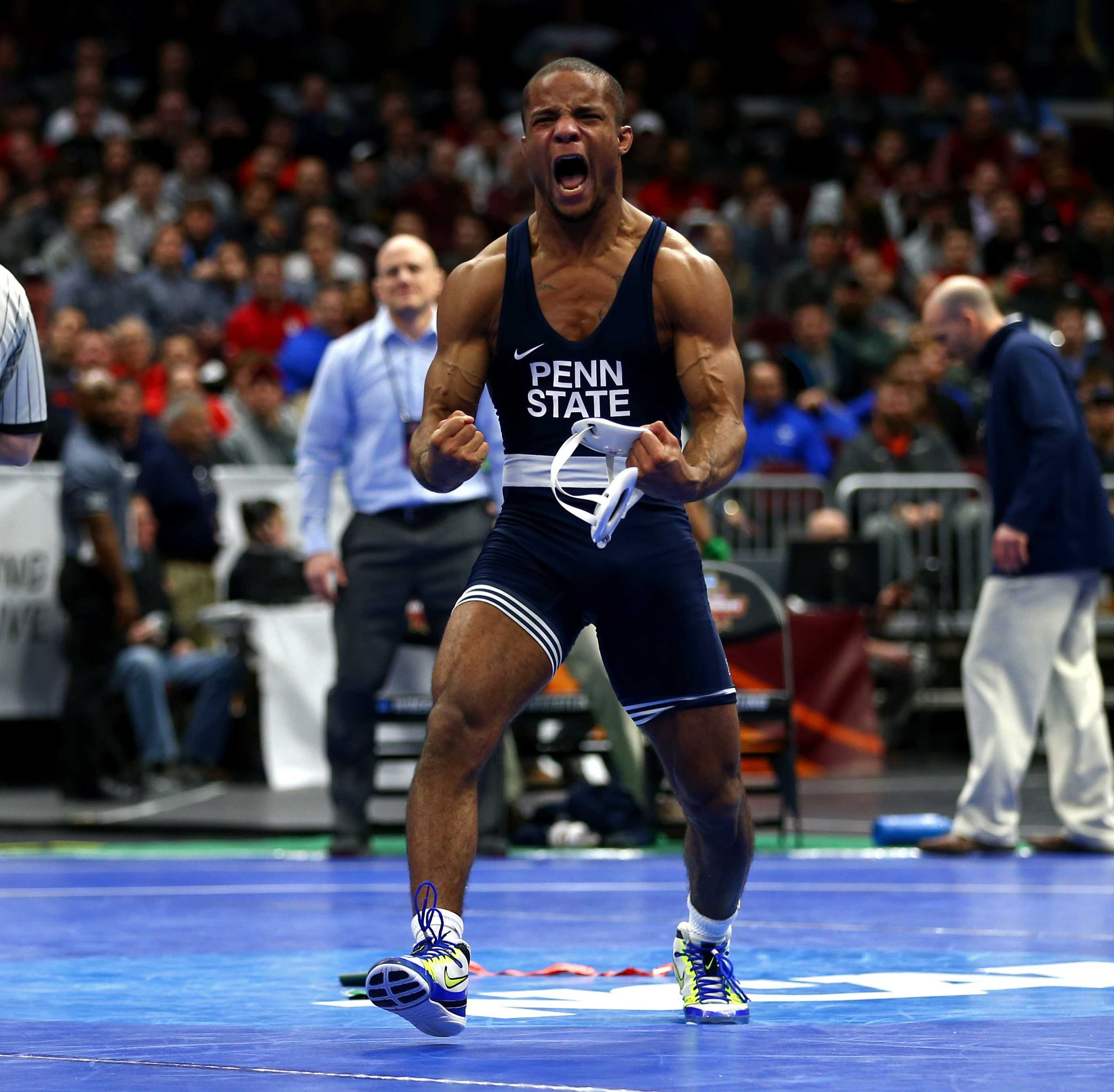 Penn State wrestling closes in on history at NCAA Championships: What you need to know